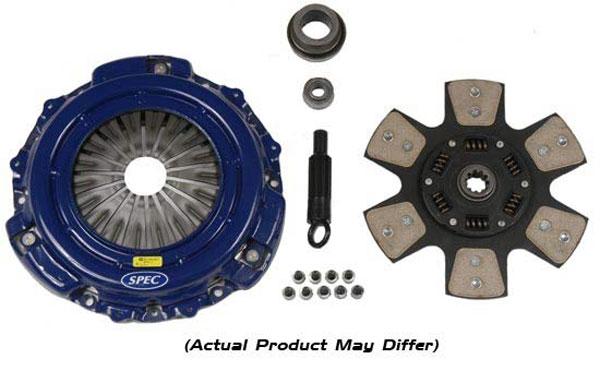 SPEC Clutch SC663 | Stage 3 - Chevy Camaro 6.2L SS - SPEC Style; 2010-2015
