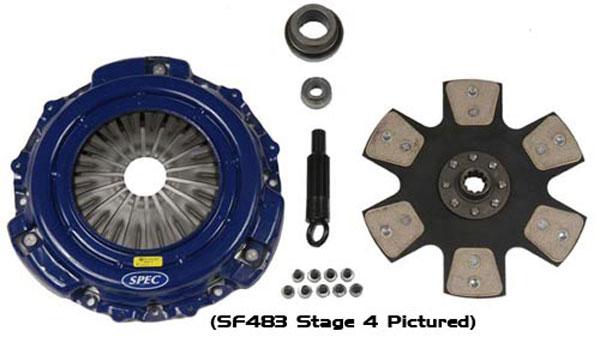 SPEC Clutch SD854 |  Stage 4 - Eagle Talon 2.0L non-turbo; 1995-1999