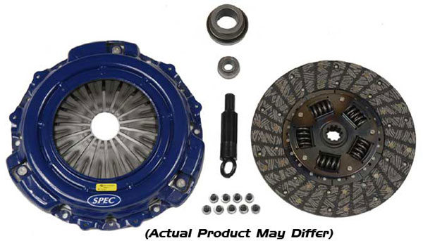 SPEC Clutch SF481 |  Stage 1 - Ford Mustang 5.0L All; 1986-1995