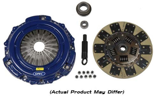 SPEC Clutch SF482 | Stage 2 - Ford Mustang 5.0L All; 1986-1995