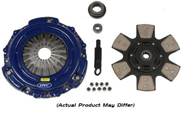 SPEC Clutch SF483 | Stage 3 - Ford Mustang 5.0L All; 1986-1995