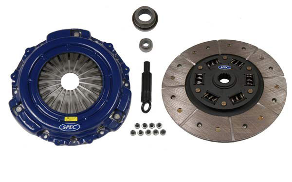 SPEC Clutch SF483F | Stage 3+ - Ford Mustang 5.0L All; 1986-1995