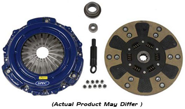 SPEC Clutch SF873H | Stage 2+ - Ford Mustang 4.6L Cobra, MACH; 1999-2004