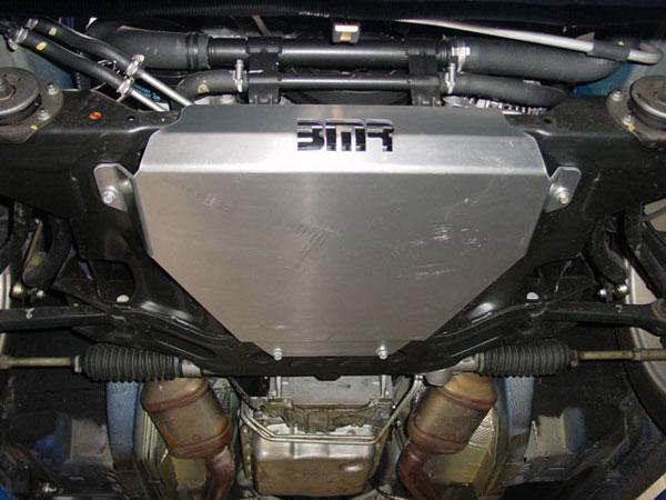 BMR Suspension SG001   BMR GTO Lightweight Skid Gaurd