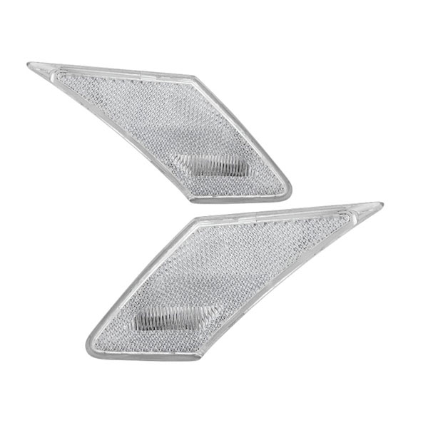 xTune (SML-SFRS12-C)  Scion FR-S 12-13 AM Side Marker Lights - Clear