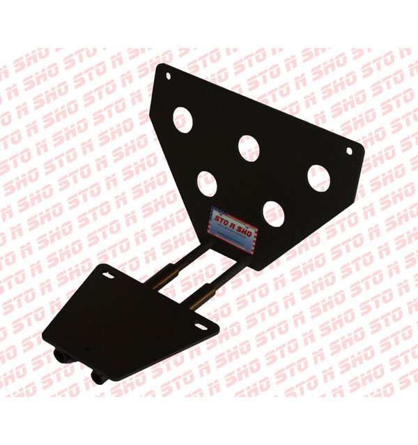 STO N SHO SNS1:  2008-2013 Dodge Challenger Removable Liscense Plate Bracket