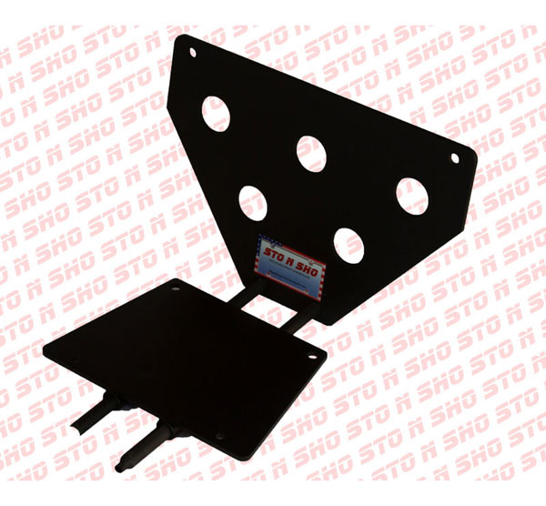 STO N SHO SNS13 |  Ford Shelby Removable Liscense Plate Bracket; 2005-2009