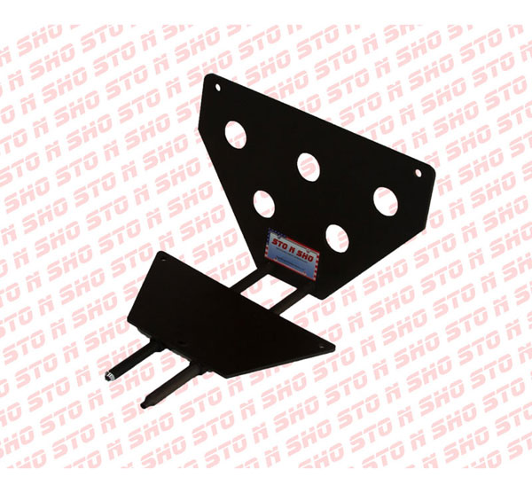 STO N SHO SNS14:  2013 Ford Mustang Roush Removable Liscense Plate Bracket