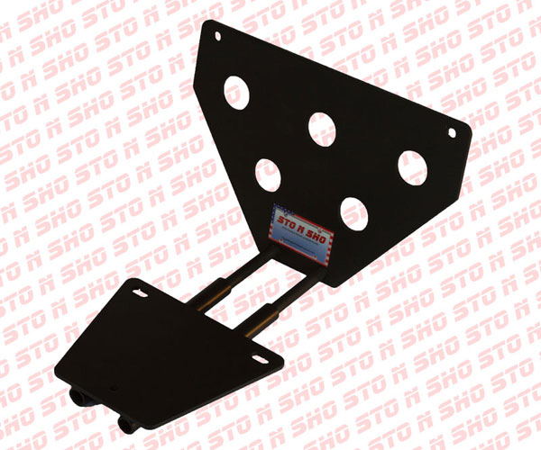 STO N SHO SNS18:  2006-2010 Dodge Charger Removable Liscense Plate Bracket