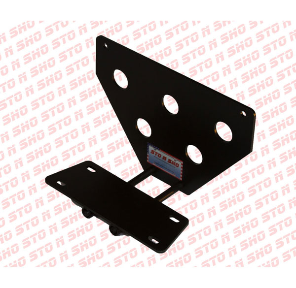 STO N SHO (SNS19)  2013 Ford Focus ST Removable Liscense Plate Bracket