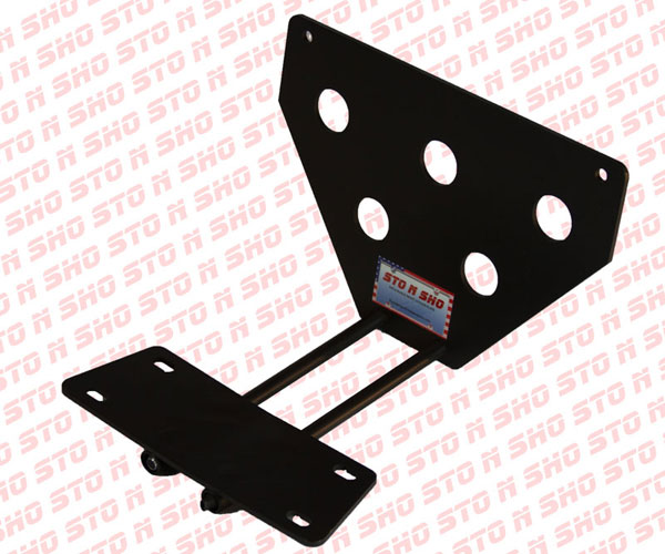 STO N SHO SNS2:  2011-2013 Dodge Charger Removable Liscense Plate Bracket