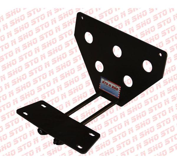 STO N SHO SNS22 |  2013 Ford Taurus SHO Removable Liscense Plate Bracket