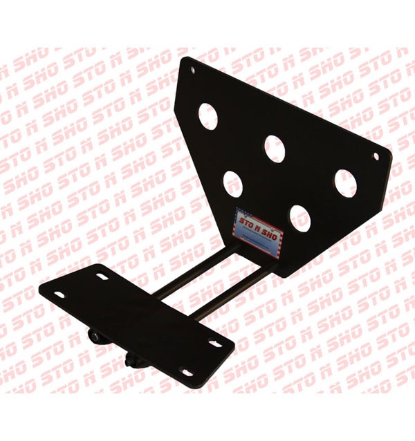STO N SHO SNS24:  2010-2013 Camaro V6 Removable Liscense Plate Bracket