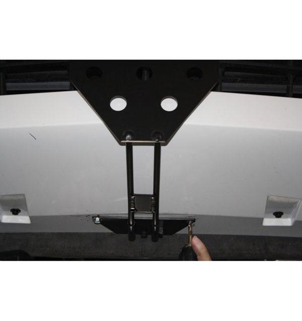STO N SHO SNS24a |  2010-2013 Camaro HOT Wheels Removable Liscense Plate Bracket