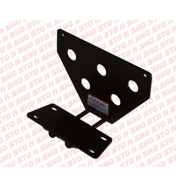 STO N SHO SNS7:  2013 Dodge Dart Removable Liscense Plate Bracket