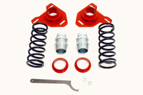 BMR Suspension SP008: BMR Coil-over Conversion Kit, Front 1982-1992 Firebird V8 / V6