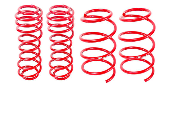 BMR Suspension SP068: BMR Mustang Lowering Springs 2005-14 GT 1.5'' DROP Drag Set Of 4
