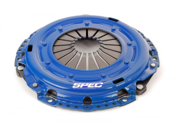 SPEC Clutch (SAC553)  Pressure Plate Stage 3 - Audi S2 RS2 1994-2000 2.2L 6sp (PRESSURE PLATE ONLY)