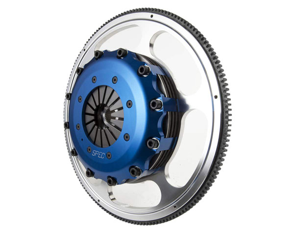 SPEC Clutch SC09MT2C | SPEC Carbon Twin Clutch Kit Chevy Corvette; 1997-2004