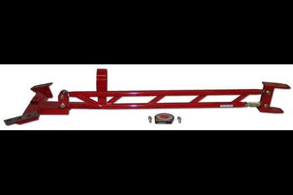 Spohn Performance 320 | Spohn Adj Torque Arm Poly Bushing Mount Tremec 3550/TKO/500/600 Trans. Retrofit Firebird V8; 1982-1992