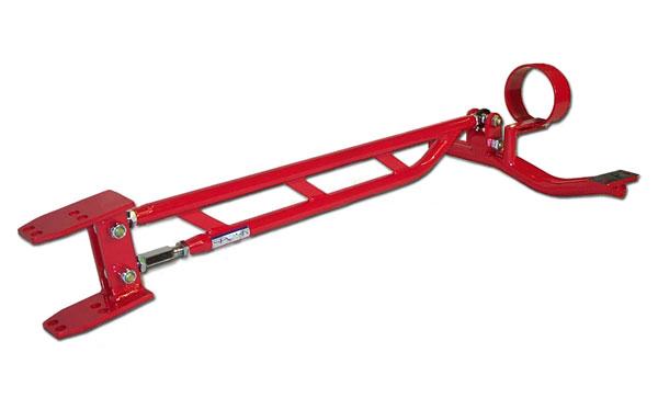 Spohn Performance 405-FRL-4130 | Spohn Adj Torque Arm LT HEADERS (Chrome Moly)(F & R Safety Loop) Camaro V8; 1993-1997
