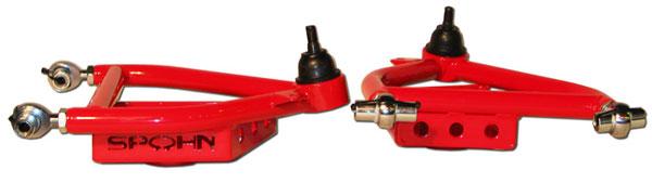 Spohn Performance 734 | SPOHN Tubular A-Arms w/rod ends/spring boxes Firebird V8; 1982-1992