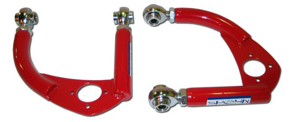 Spohn Performance 743-4130 | Spohn Tubular Upper A-Arms w/rod ends 1993-02 Camaro Chrome Moly V8 / V6