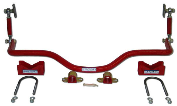 Spohn Performance 921: Spohn Pro-Series Rear Drag Sway Bar 1982-92 Camaro V8