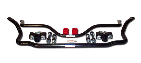 Spohn Performance 923: Spohn Sway Bars - Solid 4140 Chrome Moly 1982-92 Camaro V8