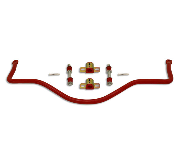 Spohn Performance 924R: Spohn Rear Sway Bar 22mm Solid 4140 Chrome Moly 1993-02 Camaro V8 / V6
