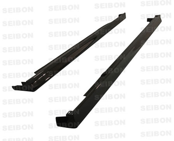 Seibon SS0204ACRSX-TR |  Carbon Fiber Tr Style Side Skirts (Pair) Acura Rsx; 2002-2004