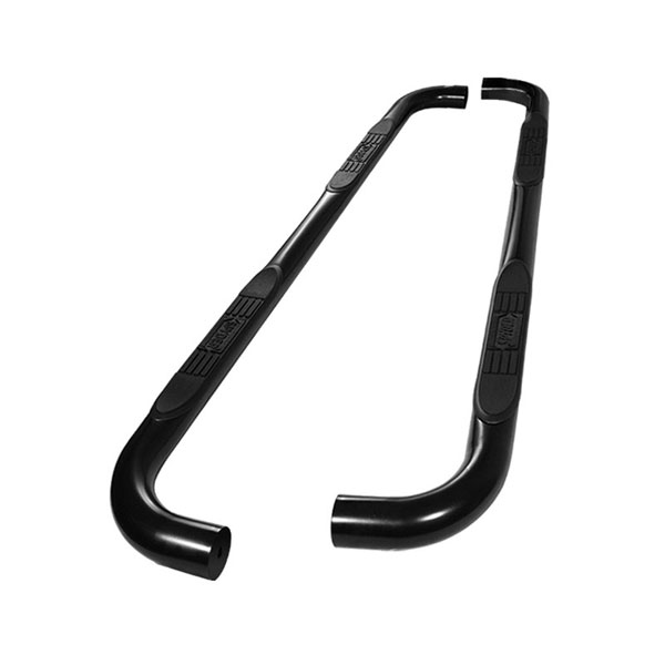 xTune SSB-ARDX-A07S1613-BK:  Acura RDX 07-11 - 3 Inch Round Side Step Bar - Powder Coated - Black