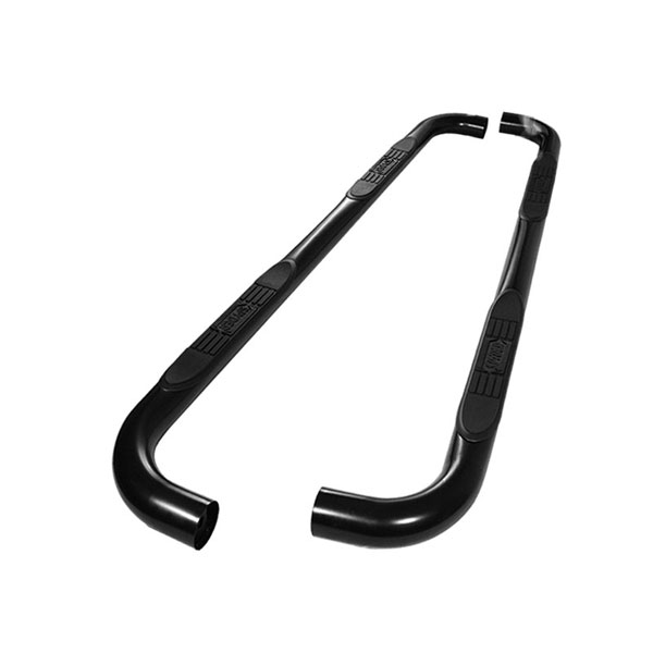 xTune SSB-T4-A07S1013-BK:  Toyota 4-Runner 10-11 (Non Trail Edition) - 3 Inch Round Side Step Bar - Powder Coated - Black