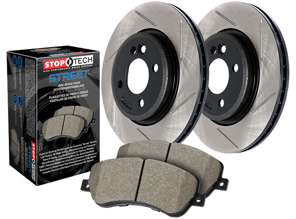 1994 1995 1996 For Infiniti Q45 Front Brake Rotors and Pads