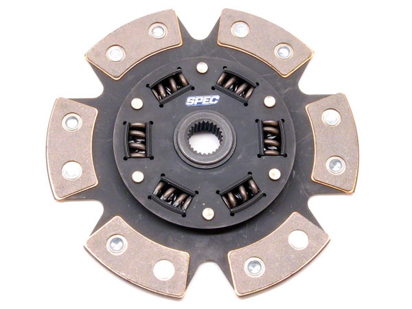 SPEC Clutch SAD603 |  Disk Stage 3 - Audi S6 2.2L; 1995-1997