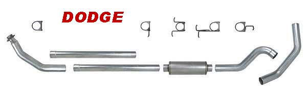 """Pypes Exhaust STD061 