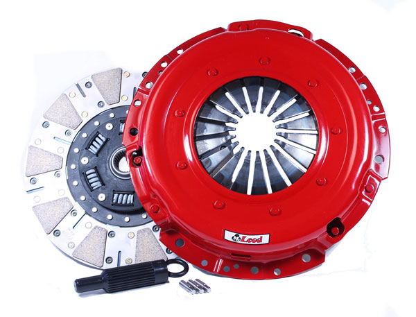 McLeod Racing 75303 | McLeod Street Extreme Clutch Kit Mustang 4.6L 26-Spline; 1999-2004