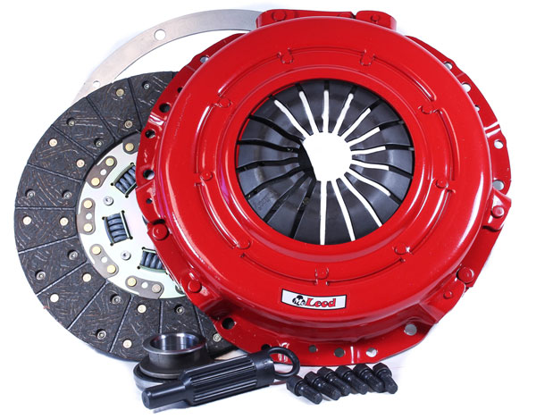 McLeod Racing 75117 | McLeod Street Pro Clutch Kit GM 10.5 x 1-1/8 x 10-Spline Kit; 1967-1983
