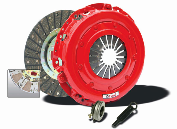 McLeod Racing 75224 | McLeod Super Street Pro Clutch Kit Camaro; 1967-1985