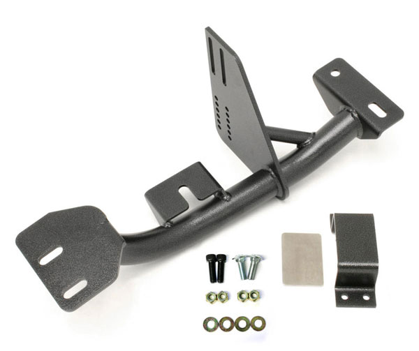 BMR Suspension TCC006: BMR Torque Arm Relocation Bracket 1998-02 Camaro w/ Manual V8 T56 / M6