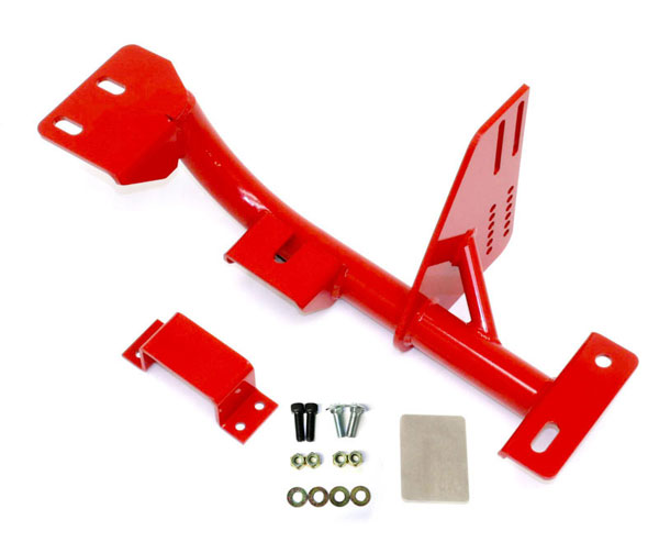 BMR Suspension TCC007: BMR Camaro Torque Arm Relocation Crossmember 4L60E 1998-02 LS1