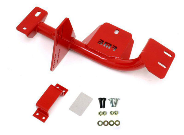 BMR Suspension (TCC009) BMR Torque Arm Relocation Crossmember 1998-02 Camaro with Powerglide/TH350 V8