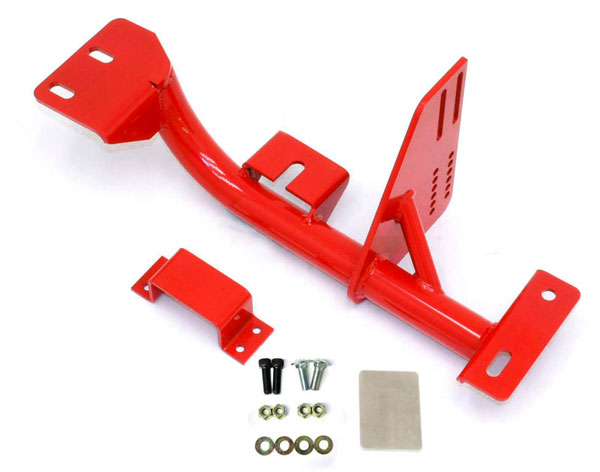 BMR Suspension TCC010: BMR Torque Arm Relocation Crossmember 1998-02 Firebird with TH400 V8