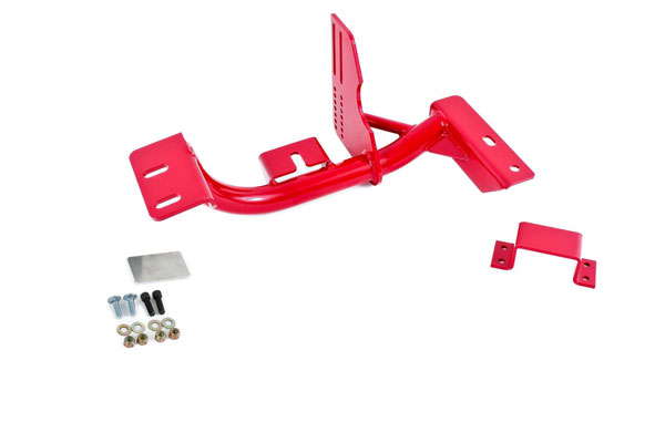 BMR Suspension TCC011 | BMR Torque Arm Relocation Crossmember Firebird with T56 / M6, LT1; 1993-1997