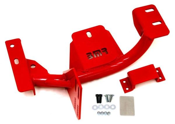 BMR Suspension TCC013: BMR Torque Arm Relocation Crossmember 1993-97 Camaro with Powerglide/TH350 V8
