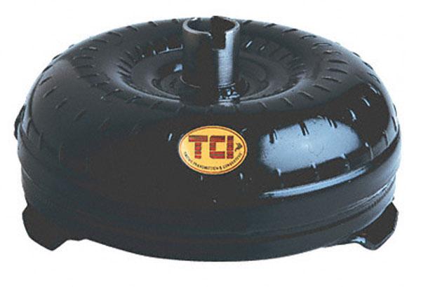 TCI 242931 |  Torque Converter 3000+ Stall Speed; 2004-2006