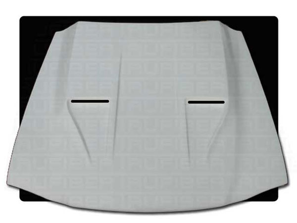 Trufiber TF22-A29:  1994-1998 Mustang Mach 1 Heat Extraction Hood V6