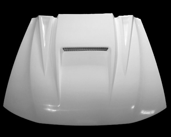 Trufiber TF23-A14:  1999-2004 Mustang Spyder Heat Extraction Hood V6