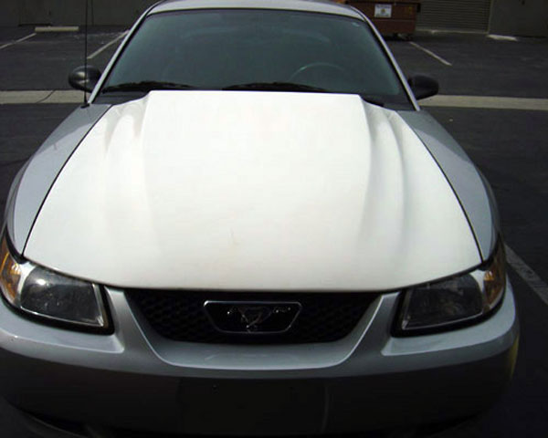 Trufiber TF23-A32 |  Mustang Cobra R Heat Extraction Hood TF10023-A32 V8; 1999-2004