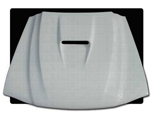 Trufiber TF23-A32SVO:  1999-2004 Mustang Cobra R SVO Heat Extraction Hood V6